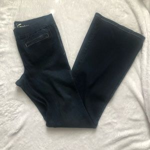 Y2K Juicy Couture Pull On Flare Stretch Jean
